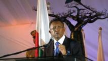 Le président malgache Hery Rajaonarimampianina