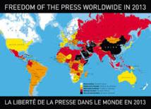 Rapport de la journée mondiale de la presse : le Sénégal est à la 71e place sur 180 pays