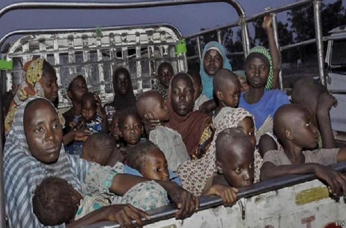 """""""Lapidées à mort"""" par Boko Haram"""