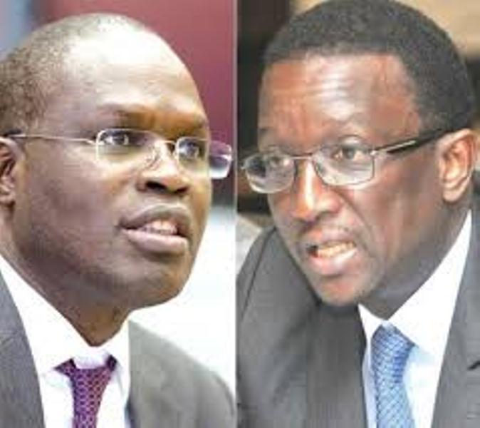 Emprunt obligataire: la Cour suprême pour départager Khalifa Sall et Amadou BA