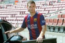 Barcelone: Vermaelen dans le groupe contre le Bayern, Mathieu absent