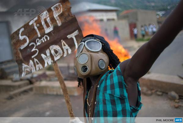 Burundi: Pierre Nkurunziza a déposé sa candidature à un troisième mandat