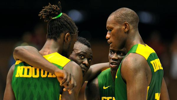 """Afrobasket 2015: les """"Lions"""" dans le groupe B de l'Angola"""