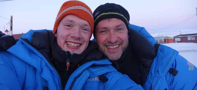 Deux scientifiques disparaissent dans l'Arctique