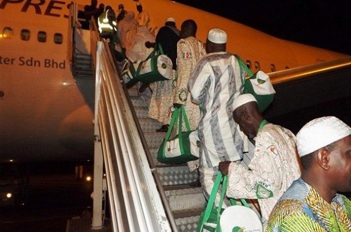 Pèlerinage à la Mecque : Les acteurs se chamaillent.