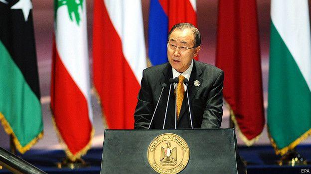 Le secrétaire général de l'ONU Ban-Ki moon suit de près les événements au Burundi d'après son porte-parole.