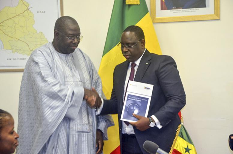 Publireportage - Rapport annuel 2014 du CNRA: Discours du Président, Babacar TOURE