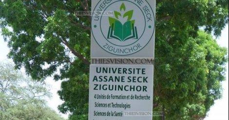 Université de Ziguinchor: les étudiants préparent une marche vers Dakar