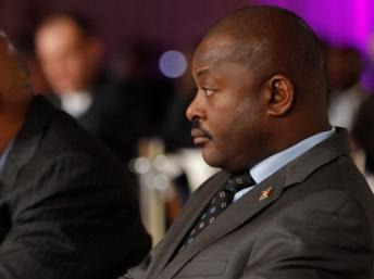 Burundi: Pierre Nkurunziza a réintégré le palais présidentiel