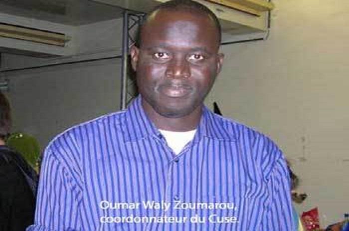 «Le syndicalisme n'est pas un métier»: Oumar Waly Zoumaro