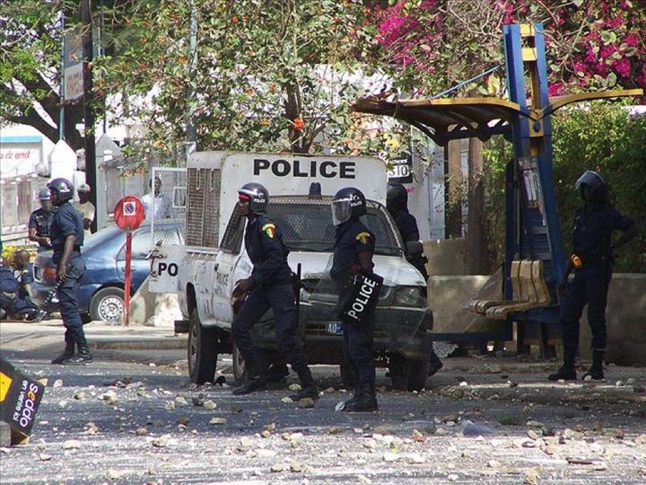 Ngor-Ouakam: après les affrontements, les dégats