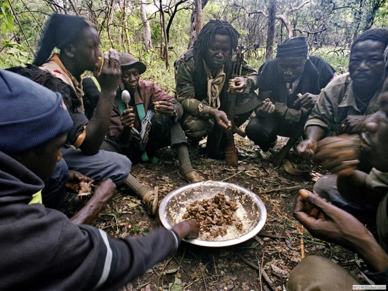 """""""Il y a la paix en Casamance"""", Elinkine Diatta"""