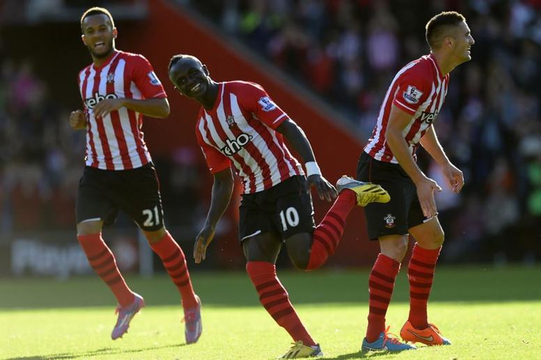 Premier League: Sadio Mané inscrit le triplé le plus rapide de l'histoire en 2mn 56s