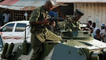 Droits de l'homme violés au Burundi