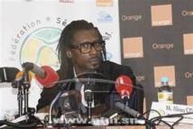 En Afrique du Sud, Aliou Cissé espionne la Namibie