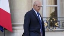 Le ministre des Finances Michel Sapin est accusé de faux et usage de faux. REUTERS/Philippe Wojazer
