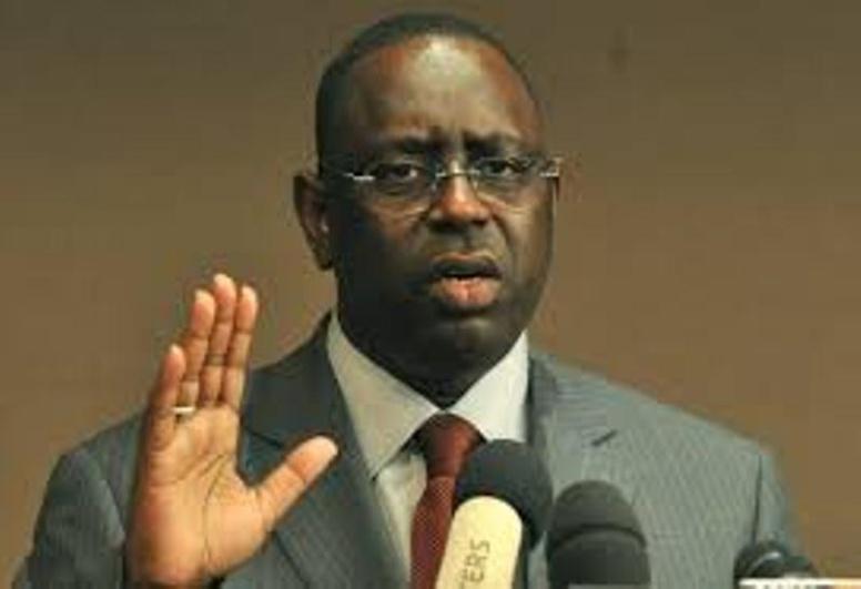 Porté à la tête de la CEDEAO: la réaction du président Sall