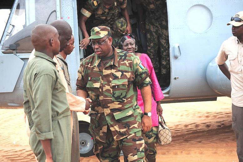 """Macky Sall sur l'envoi de troupes en Arabie Saoudite: """"j'ai décidé, un point un trait"""""""