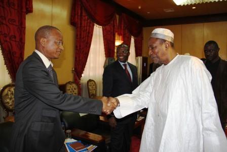 Guinée: rencontre entre le pouvoir et l'opposition