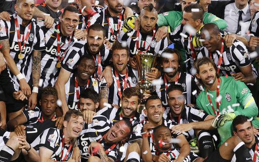 Football : la Juventus s'adjuge la Coupe d'Italie et vise le triplé