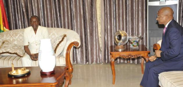 """Guinée:  cellou Dallein Diallo """"déçu"""" après sa rencontre avec le président Condé"""