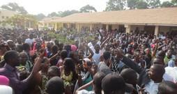 Université de Ziguinchor: les étudiants en rogne réclament la tête du Recteur