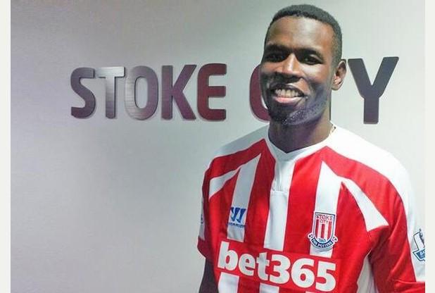 Stoke City : Mame Biram Diouf, meilleur buteur primé