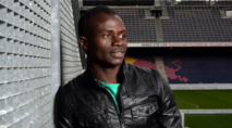 Sadio Mané - Copyright : via Twitter officiel de Red Bull Salzbourg