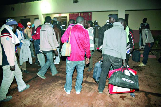 Emigration clandestine: 604 Sénégalais rapatriés de Libye, 1066 du Niger