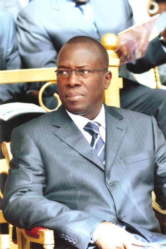 Présidentielles 2017 : Souleymane Ndéné Ndiaye candidat