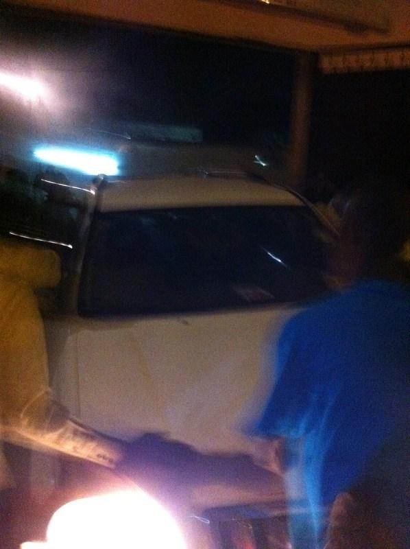 Images: Aïda Ndiongue a quitté la prison à 20h33
