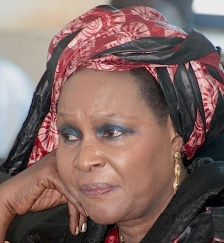 """J'ai pardonné"", Aïda Ndiongue"