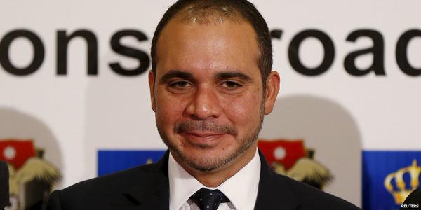 Congrès FIFA: Prince Ali retire sa candidature, Sepp Blatter réélu