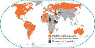Migrations: Nationalité et Candidature. Proposition des juristes et du groupe d'initiative « Réseau International Diaspora En Ligne ».