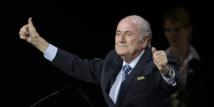 """Blatter : """"Je pardonne, mais je n'oublie pas"""""""