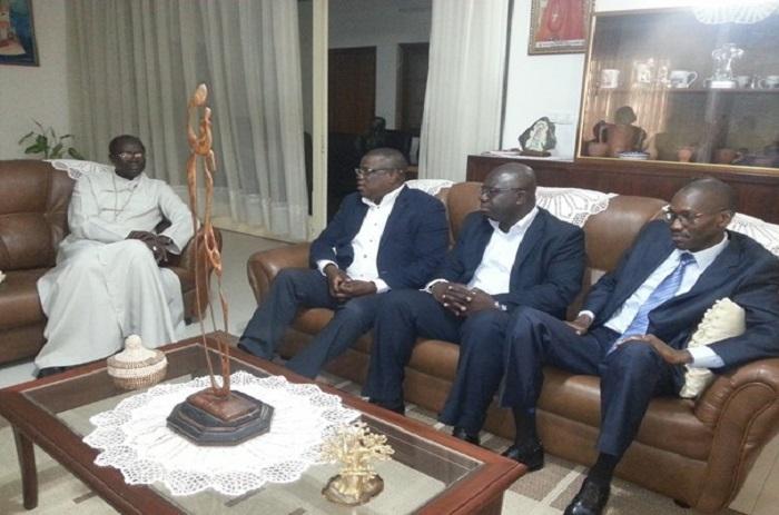 Pléthore des partis politiques au Sénégal : L'Archevêque de Dakar livre ses 4 vérités