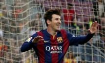 L'idole de Messi, c'est Ronaldo !