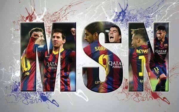 """Messi : """" Ma relation avec Suarez et Neymar est la meilleure qui puisse être """""""