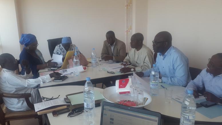Le Tribunal des Pairs du CORED condamne le correspondant de l'Obs à Tamba