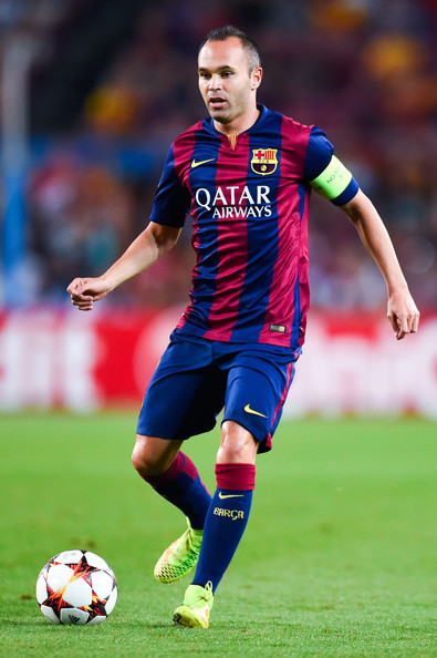 Barça : Andrés Iniesta dans le groupe pour la finale de la Ligue des champions