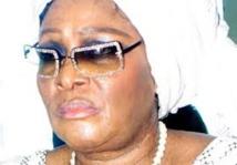 CREI : Aïda Ndiongue est arrivée tout de blanc vêtue