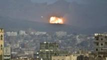 L'Arabie Saoudite et une coalition de pays arabes mènent des bombardements aériens depuis mars contre les rebelles chiites au Yemen.