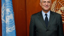 Saïd Djinnit, représentant spécial de l'ONU pour les Grands Lacs. (Photo : Nations unies/Evan Schneider )