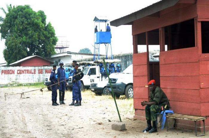 RDC: Les prisons, «véritables mouroirs»