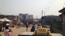 Rue d'Antananarivo, Madagascar. RFI/G.Thibault
