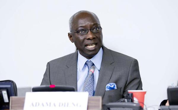 """Adama Dieng, conseiller du SG des Nations: """"Ce que le Sénégal risque s'il ne libère pas Karim..."""""""