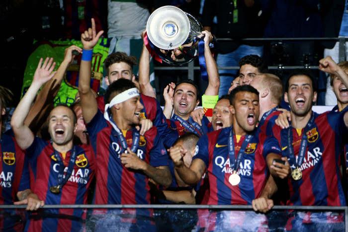 Ligue des Champions : Les secrets du triomphe de Barcelone