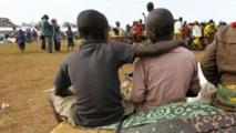 Des enfants non accompagnés fuient le Burundi