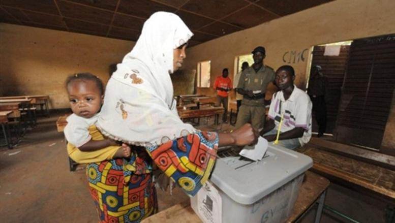 Importante opération de recensement électoral au Niger