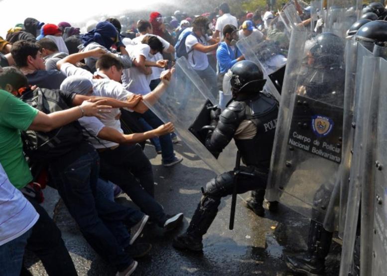 Venezuela: une ONG dénonce 189 exécutions par les forces de l'ordre en 2014